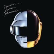 Daft Punk Random Access Memories cd cover