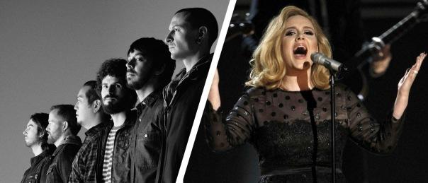 Linkin Park Adele