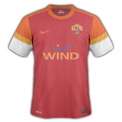 AS Roma Fantasy Kit Home