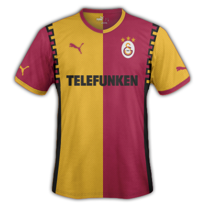 Galatasaray Fantasy Kit Home