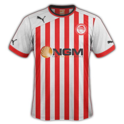 Olympiacos Fantasy Kit Home