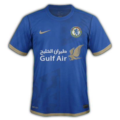 Chelsea Fantasy Kit Home
