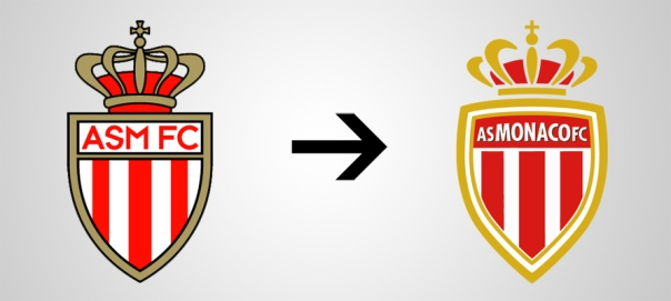 New Logo Monaco Old