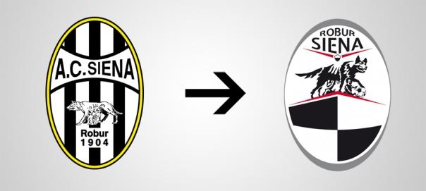 New Logo Siena Old