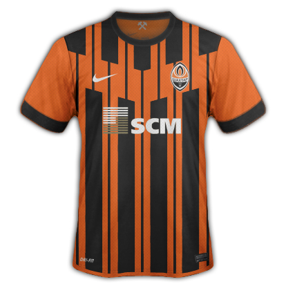 Shakhtar Donetsk Fantasy Kit Home