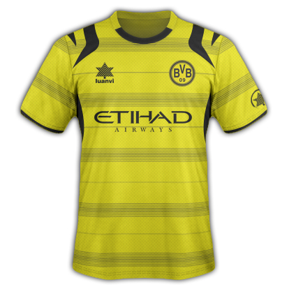 Borussia Dortmund Fantasy Kit Home