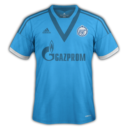 Zenit San Pietroburgo Fantasy Kit Home