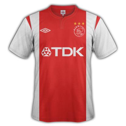 Ajax Fantasy Kit Home