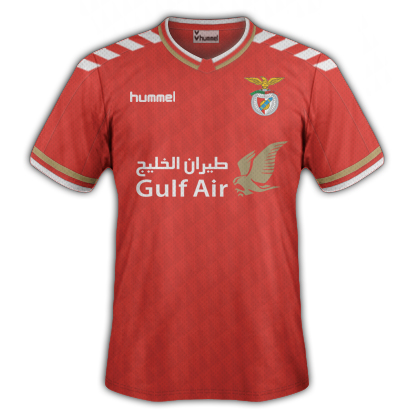 Benfica Fantasy Kit Home