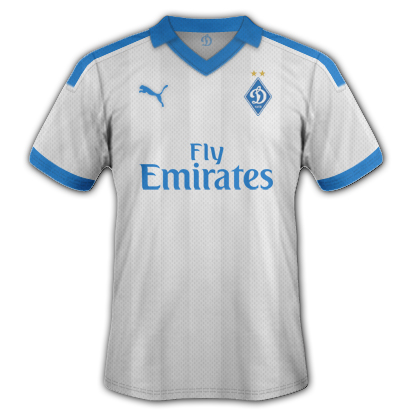 Dinamo Kiev Fantasy Kit Home