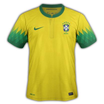 Brasile Fantasy Kit Home