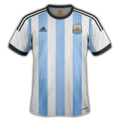 Argentina Fantasy Kit Home