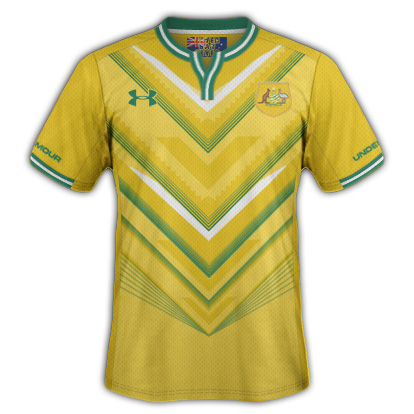 Australia Fantasy Kit Home