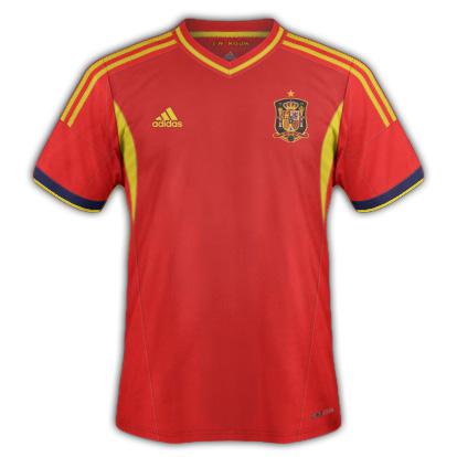 Spagna Fantasy Kit Home