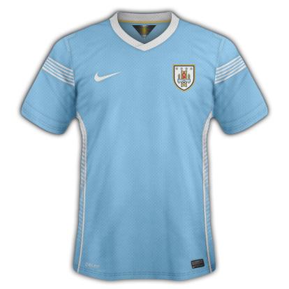 Uruguay Fantasy Kit Home