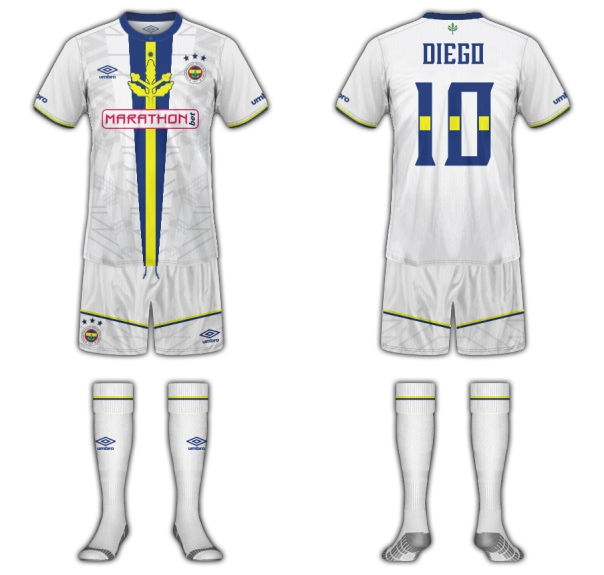 Fenerbahce Fantasy Kit Away