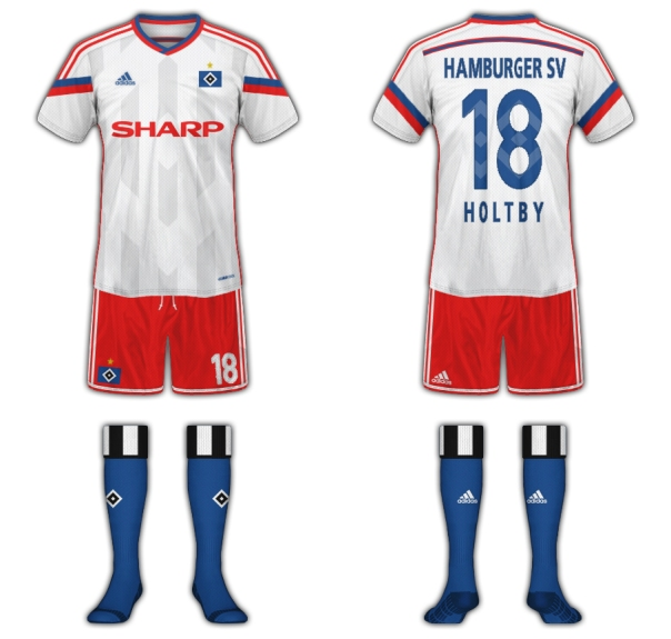 Amburgo Fantasy Kit Home