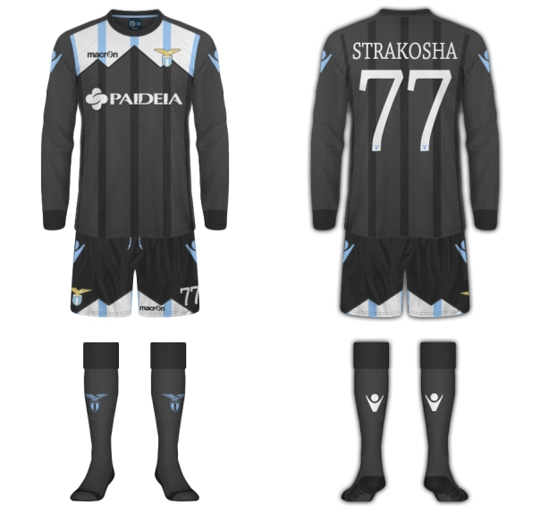 Lazio Fantasy Kit Goalkeeper