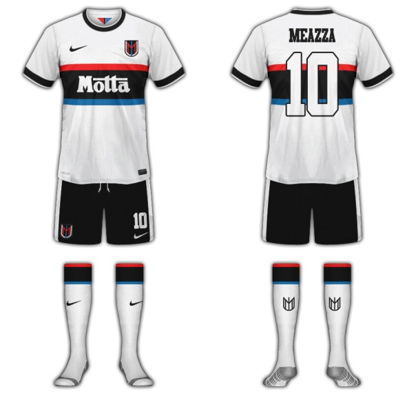 Milaninter United Fantasy Kit