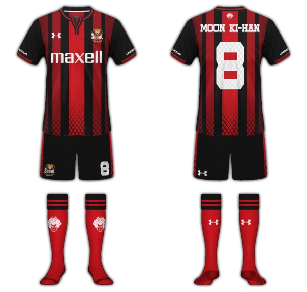 FC Seoul Fantasy Kit Home