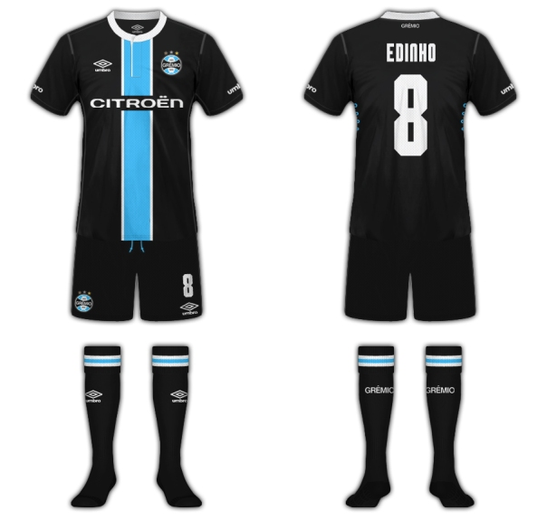 Gremio Fantasy Kit Third