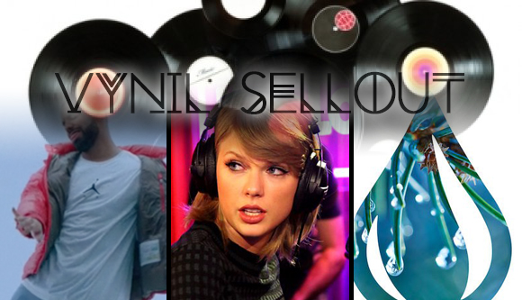Vynil Sellout Drake Taylor Swift Bolier