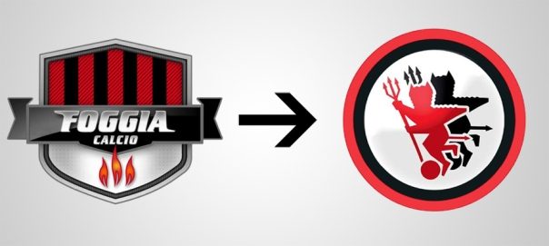 New Logo Foggia Old