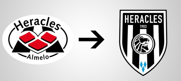 New Logo Heracles Almelo Old