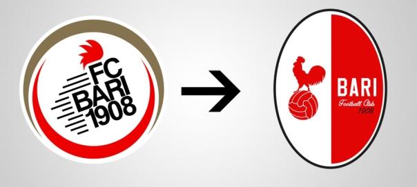 New Logo Bari Old