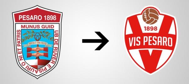 New Logo Vis Pesaro Old