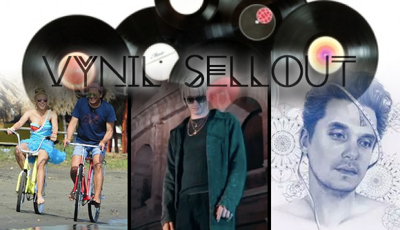 Vinyl Sellout Shakira Carlos Vives La Bicicleta Achille Lauro Teatro e Cinema John Mayer Moving On and Getting Over