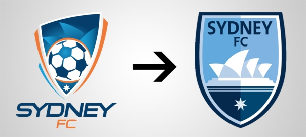 Sydney New Old Logo