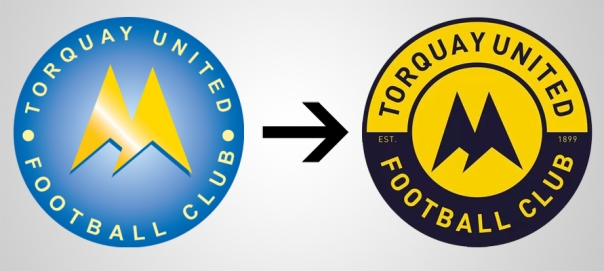 Torquay United New Old Logo